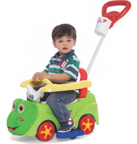 Rã Baby Car Menino