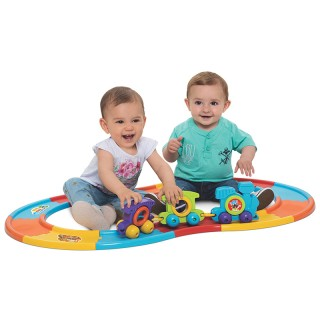 Babytrain Express 12 trilhos