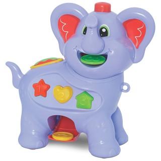 Amiguinho Comilão Elefante