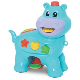 Amiguinho Comilão Hipopótamo
